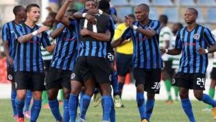 Interclube de Luanda ascendem à liderança provisória do 'Girabola'