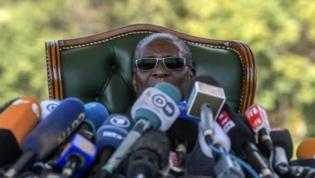 Robert Mugabe diz que vai votar contra o seu próprio partido