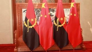 China garante metade dos 6.000 milhões de euros de financiamento a contratar por Angola em 2018
