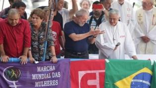 Brasil: Lula da Silva anuncia que vai respeitar ordem de prisão