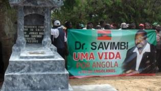 Ao fim de 16 anos ainda se pergunta se corpo de Savimbi está no cemitério do Luena
