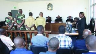 1º Sargento Tadi condenado  a 18 anos de cadeia pela morte do jovem Rufino António