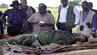 Restos mortais de Jonas Savimbi só serão exumados em 2019