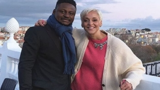Romance secreto: Mariza reencontra o amor com cantor Matias Damásio