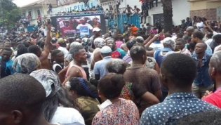 """RDCongo: UE aguarda resultados oficias e pede que se evitem """"atos de violência"""""""