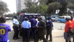 Polícia angolana detém nove ativistas dos Direitos Humanos em Cabinda