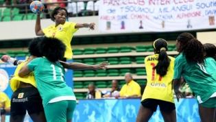 Angola conquista campeonato africano de andebol feminino pela 13.ª vez