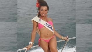 Transexual Imanni da Silva representará Angola no concurso internacional de beleza nas filipinas