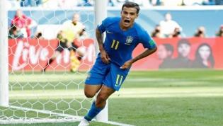 Brasil bate e elimina Costa Rica do Mundial2018 com dois golos nos descontos