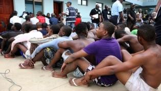 Mais de 650 detidos no primeiro dia de megaoperação da polícia nacional