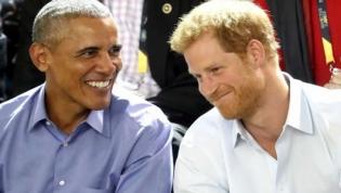 Príncipe Harry pressionado para não convidar Obama para o seu casamento