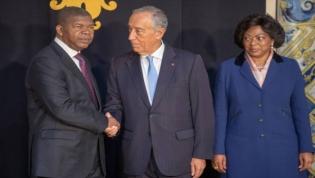 Presidente de Portugal convidado de honra em jantar de aniversário privado de João Lourenço