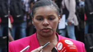 Presidente da República exonera secretária Ângela Mingas