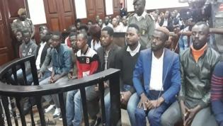 Tribunal de Cabinda absolve 13 jovens acusados de crimes contra a segurança do Estado