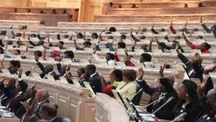 Parlamento angolano aprovou o novo Código de Processo Penal