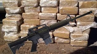 """Tráfico de armas, de drogas e de seres humanos registam """"ligeira subida"""" em Angola"""