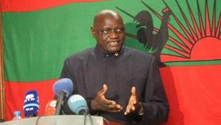 UNITA quer novo registo eleitoral para eleições autárquicas em Angola