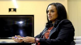 """Isabel dos Santos alerta para possível """"crise política profunda em Angola"""""""