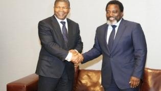 João Lourenço recebe  Joseph Kabila nesta Segunda-feira em Benguela