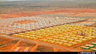Empresa angolana constrói seis mil casas sociais no Ghana no valor de U$D 200 milhões