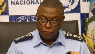 """Polícia Nacional preocupada com """"tendência crescente da criminalidade"""""""
