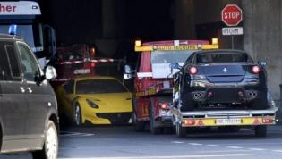 Suíça confisca 25 automóveis a filho de presidente da Guiné Equatorial