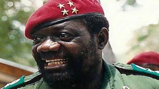 O branqueamento da imagem de Jonas Savimbi