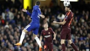 Messi consegue empate e vantagem do Barcelona frente ao Chelsea (1-1)