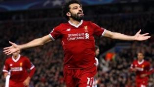 Egípcio Mohamed Salah eleito melhor futebolista africano de 2017