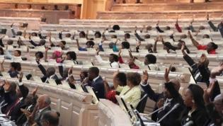 Parlamento aprova Lei de Repatriamento Coercivo de Bens com apoio da oposição