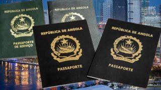 Governo aumenta o custo para emissão de passaporte angolano