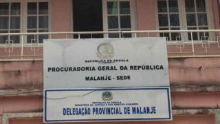 Existe perseguição a Procuradores que investigam casos de corrupção em Malanje