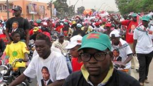 UNITA defende eleições municipais em Angola em 2020
