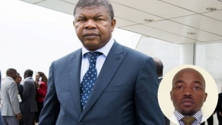 Presidente João Lourenço: firme, na batalha contra corrupção em angola